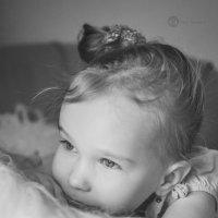 моя маленькая дочка :: Яна Спирина