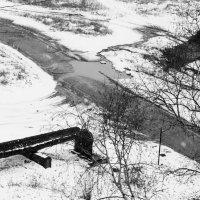 Весенний снег :: Виктор Перфилов