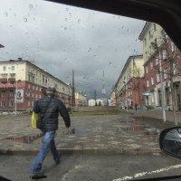 После дождя :: Евгений Голубев