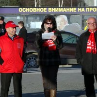 Партийные ряды :: Валерий Чепкасов
