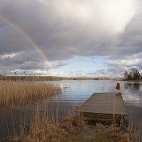 в короткий миг между двумя дождями... :: liudmila drake