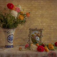 натюрморт с цветами :: татьяна