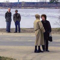 Пенсионеры :: Валентин Кузьмин