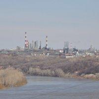 Нефтехимзаводы :: Сергей Тагиров