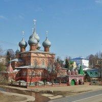 Храм Воскресения Христова на Дебре.... :: Святец Вячеслав