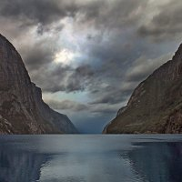 Норвегия. Люсефьорд. :: Виктор Кац