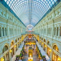 Москва, ГУМ :: Игорь Герман