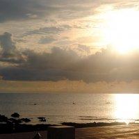 Черное море в апреле :: elena manas