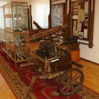 Музей  Бойковщины  в  Долине :: Андрей  Васильевич Коляскин