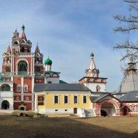 Саввино-Сторожевский монастырь :: Евгений Голубев