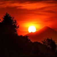 Рассвет сегодня, Мексика :: Elena Spezia