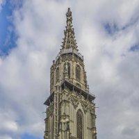 Кафедрадьный собор, Берн, Швейцария. :: Наталья Иванова