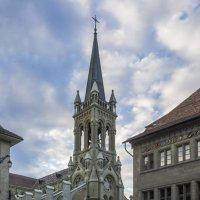 Церковь св. Петра и Павла, Берн, Швейцария. :: Наталья Иванова