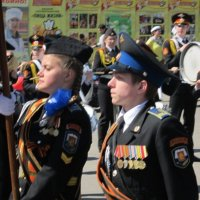 Знамя Петровского кадетского корпуса :: Дмитрий Никитин