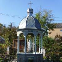 Каплица  Пресвятой  Богородицы  в  Долине :: Андрей  Васильевич Коляскин