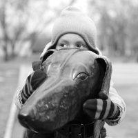 Детство :: Радмир Арсеньев