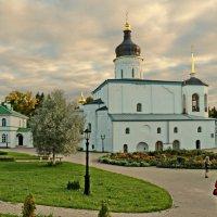 Спасо-Елеазаров монастырь. :: Олег Попков