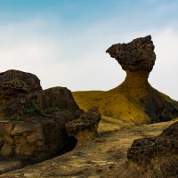 Yehliu Geological Park, Taiwan :: Евгений Землянухин