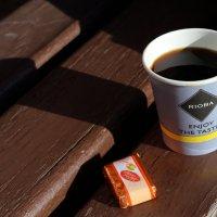 Кофе с конфеткой в холодный ветреный день :: Татьяна [Sumtime]