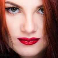 рыжая :: Александр Сомов