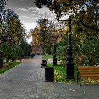 Сквер :: Виктор Куприянов