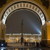 Триумфальная арка Главного Штаба :: Павел Федоров