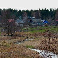 Деревня. :: игорь конопченко