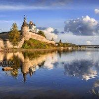 Кудрявые облака :: Юлия Батурина