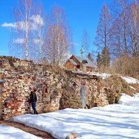 Древние стены :: Валерий Талашов