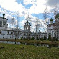 Николо-Вяжищский монастырь 2 :: Константин Жирнов