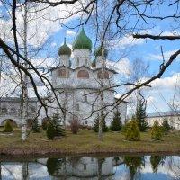 Николо-Вяжищский монастырь 4 :: Константин Жирнов
