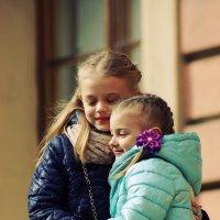 Две сестры :: Елена Мордасова