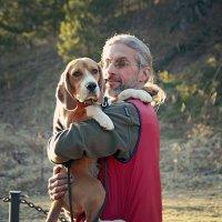 Человек собаке друг :: Тата Казакова