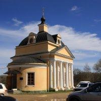 Храм в честь Николая  Чудотворца :: Алексей Дмитриев