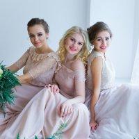 Невеста с подружками :: Анастасия