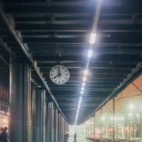 Вокзал :: Алёнка Шапран