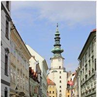 Добро пожаловать в столицу Словакии, г. Братислава...:-))) :: Dana Spissiak