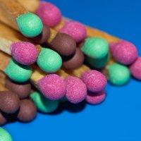 спички макро цветные :: snd63 Сергей