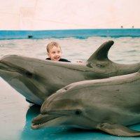 Такое большое детское счастье!!! :: Елена Нор