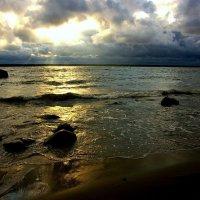 После шторма. :: Айвар Вилюмсон