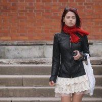 То ли девочка, а то ли виденье... :: Tatiana Markova