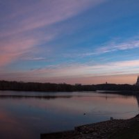 Московское небо :: Анастасия Кулагина