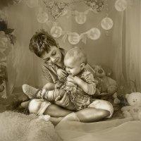 Первый день рождения! :: Светлана Мизик