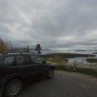 Северная осень :: Владимир Иванов