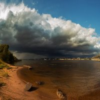 Воздушная волна :: Роман Макаров