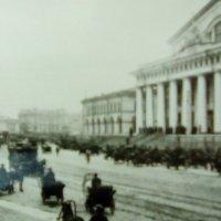 Ретро открытка. Петербург в 1903 гг. :: Светлана Калмыкова