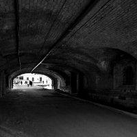 свет в конце тоннеля ? :: Александр Шурпаков