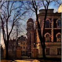 My magic Petersburg_01899 :: Станислав Лебединский