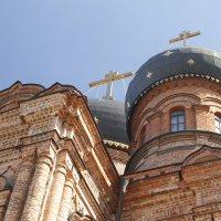 В Гуслицком мужском монастыре :: esadesign Егерев