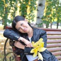 Романтичный сентябрь :: Сергей Тагиров